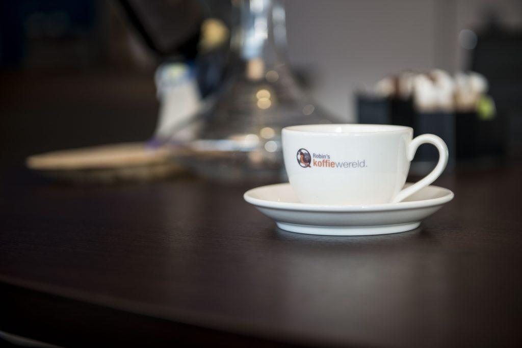 Robins Koffiewereld Home