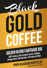 Black Gold Coffee Fairtrade Bio