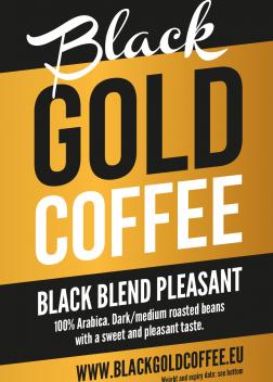 Black Gold Coffee Pleasant