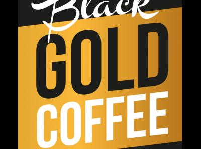 Black Gold logo vierkant