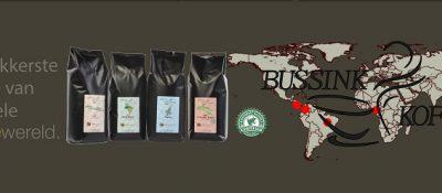 banner bussink koffie