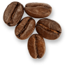 Koffiewereld-koffiebonen